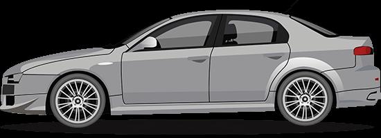 Compare Alfa Romeo 159 Service Costs