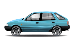 2002 Hyundai Accent/Excel image