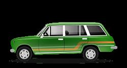 Lada 1500 Estate (1985-1993)