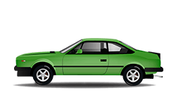 Lancia Beta Coupe (1972-1987)