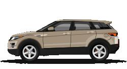 2012 Land Rover Range Rover Evoque image