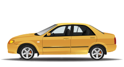 2003 Mazda 323 image