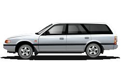 Mazda 626 Estate (1988-2002)
