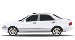1991 Mazda 626 image