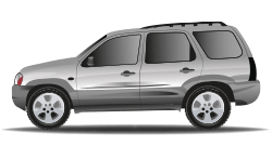 2001 Mazda Tribute image
