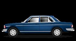 Mercedes-Benz 200-300/E/D/C/T