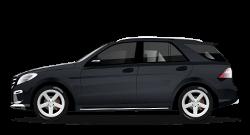 2015 Mercedes-Benz M-Class image