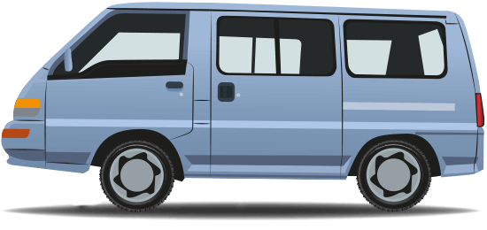 Compare Mitsubishi L300 Service Costs