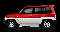 Mitsubishi Pajero iO (1999-2003)