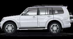2007 Mitsubishi Pajero image