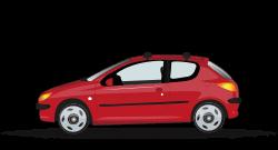 Peugeot 206 (1998-2009)