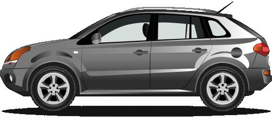 Renault koleos service costs