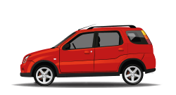2004 Suzuki Ignis image