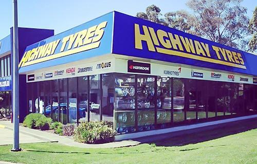 Highway Tyres Kilsyth image