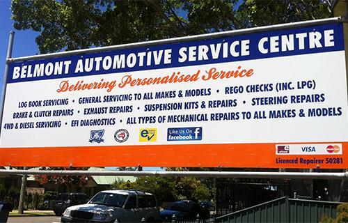 Belmont Automotive Service Centre image