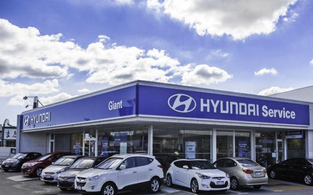 Giant Hyundai image