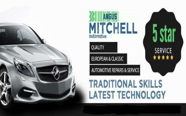Angus Mitchell Automotive image