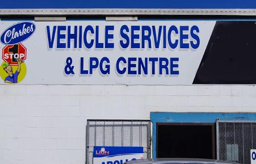 Clarkes Vehicle Services & LPG image