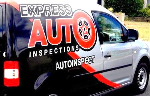 Express Auto Inspections image