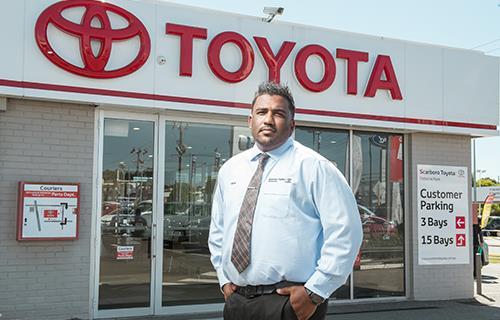 Scarboro Toyota  image