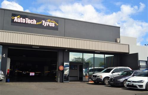 AutoTech and Tyres image