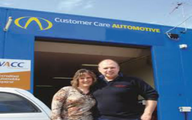 Customer Care Automotive image