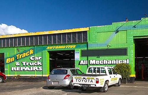 On Track Automotive image