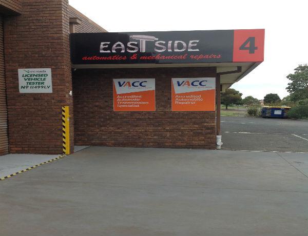 Eastside Automatics & Mechanical Repairs image