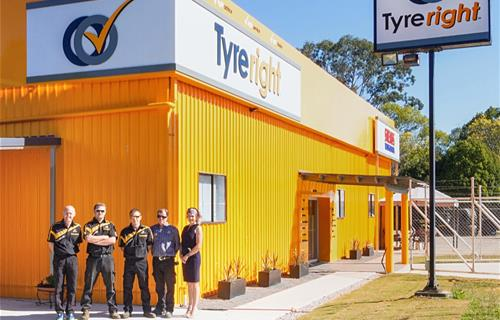 Tyreright Gympie / Stevo's Truck & Tractor image