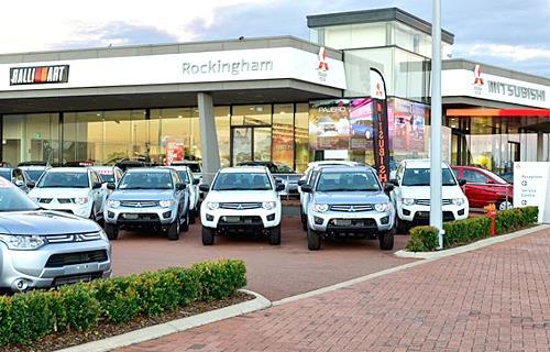 Rockingham Mitsubishi & Kia image