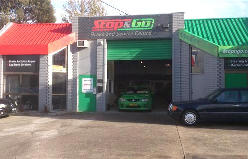 Stop & Go Brake and Service Centre image