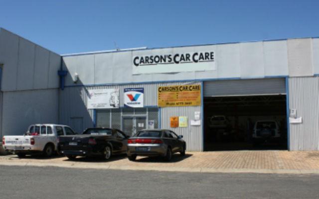 Carson's Car Care image