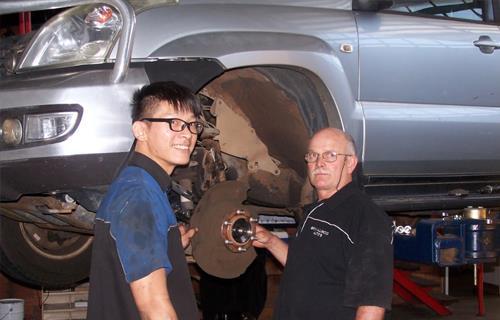 Bryn Allwood Automotives image