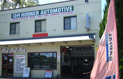 Graeme Horner Automotive image