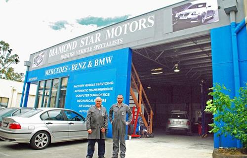 Diamond Star Motors image