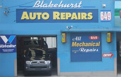 Blakehurst Automotive Repairs image