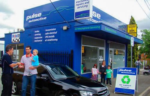 Pulse Automotive Services image