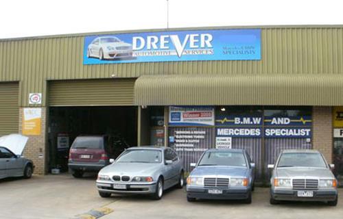 Drever Automotive Services image