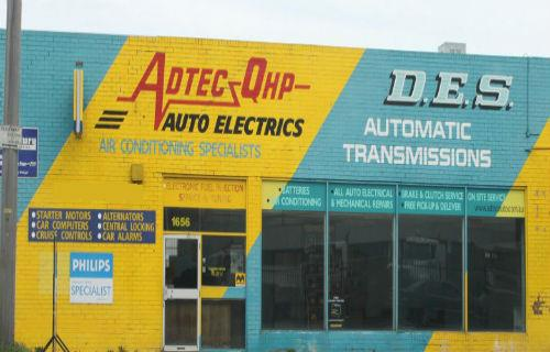 Adtec Auto Electrical image