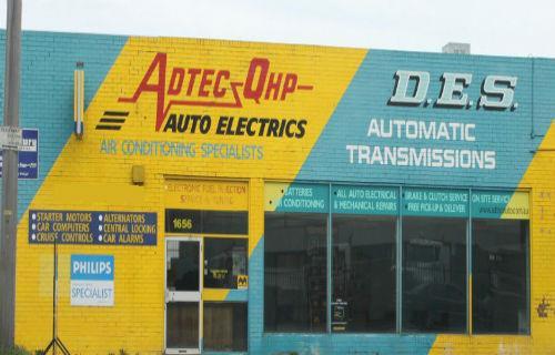 Adtec Auto Electrical image