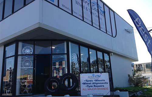 Northern Beaches Wheel & Tyre Centre image