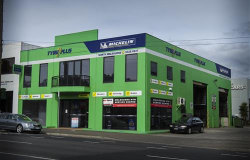 Melbourne North Service Centre image