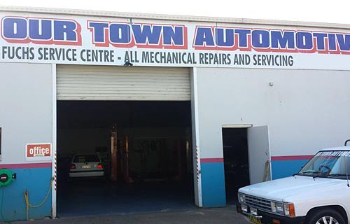 Our Town Automotive image