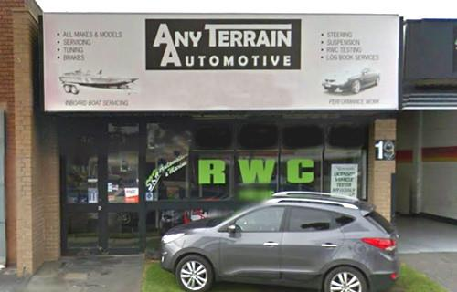 Any Terrain Automotive  image