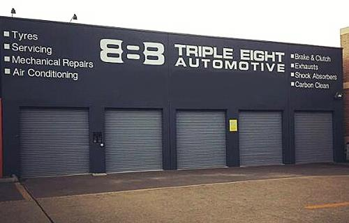 Triple Eight Automotive Pty Ltd image