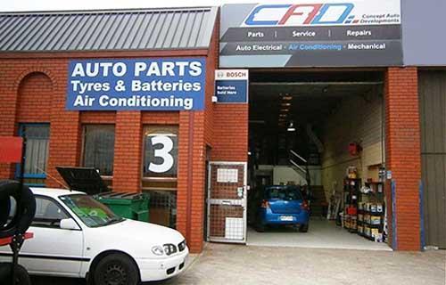 CAD Auto Service image
