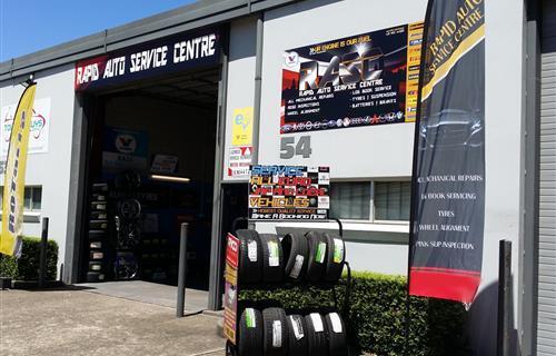 Rapid Auto Service Centre Pty Ltd image