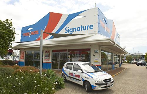 Signature Tyres and More image