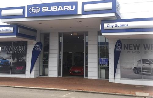 City Subaru image