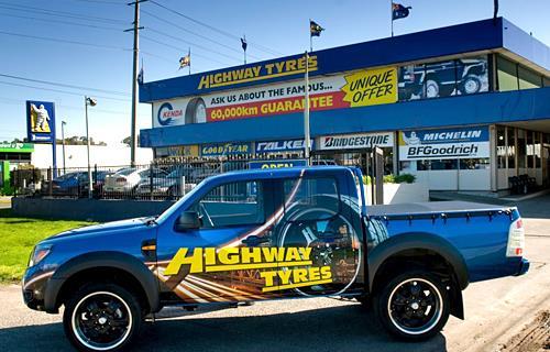 Highway Tyres Doveton image